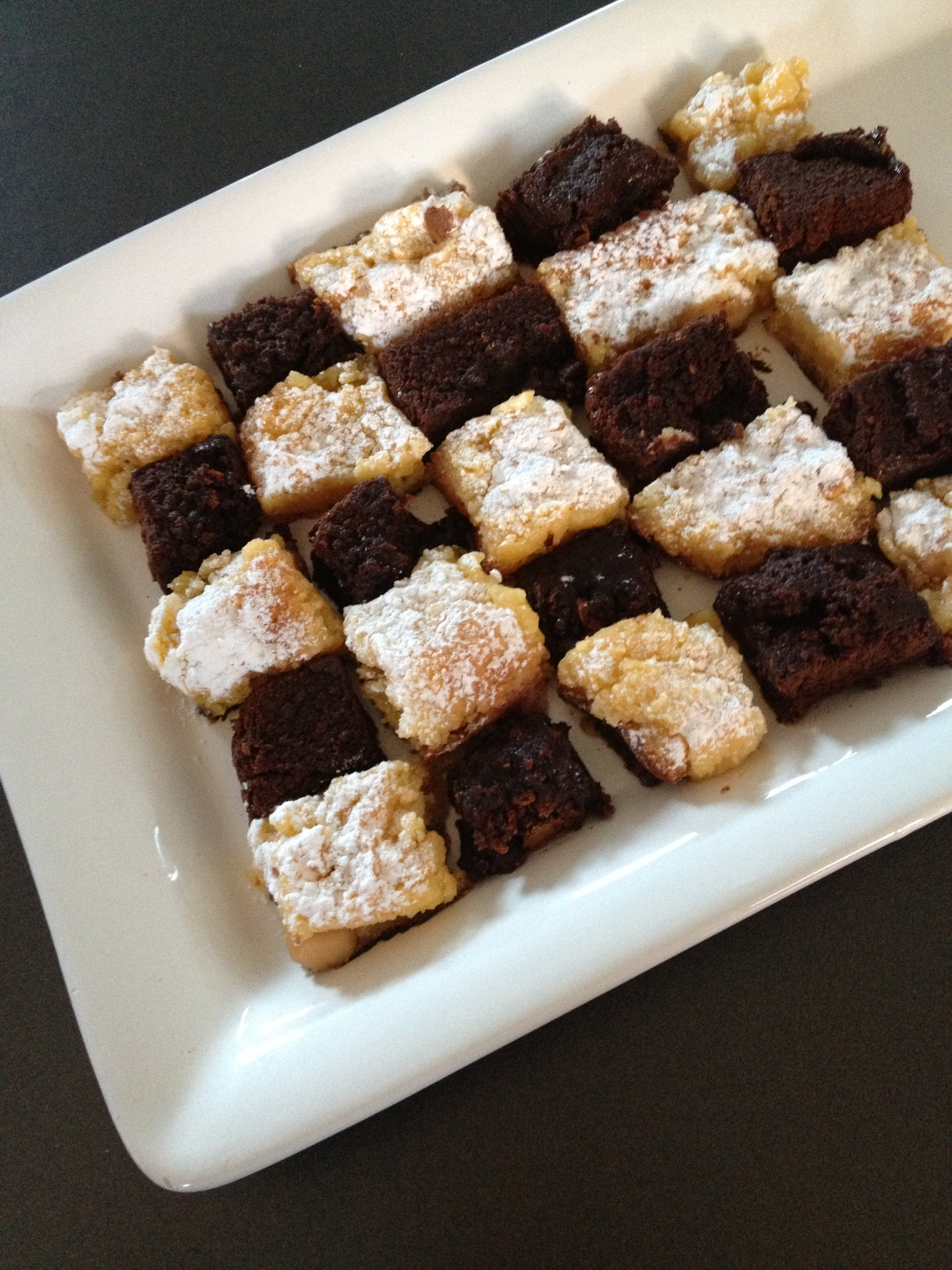 Brownies en Blondies (allerhande 09-2013)